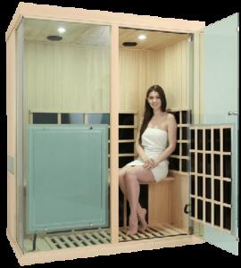evolve-30-sauna